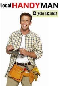 Local handyman Services | Mississauga, Oakville, Hamilton and Burlington.