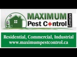 Oakville pest control