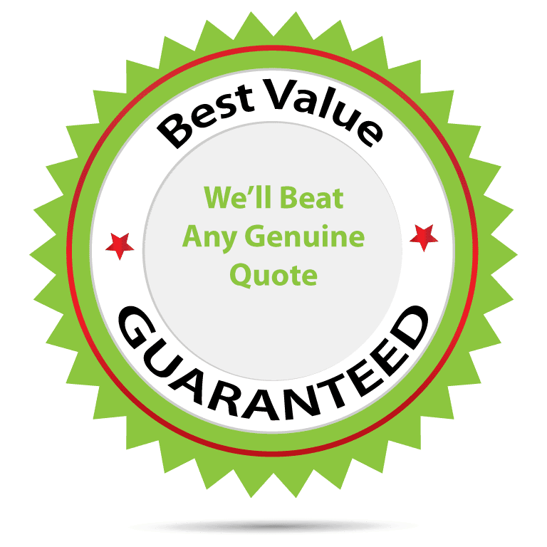 Best Value Guarantee